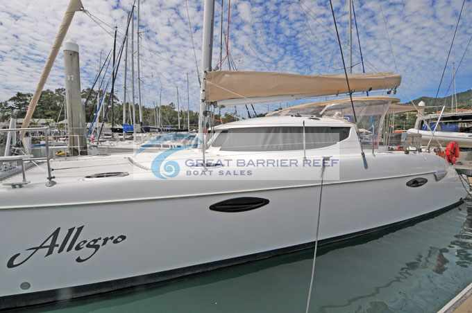 Fountaine Pajot 40 Sailing Catamaran
